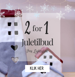 juletilbud 2 for 1